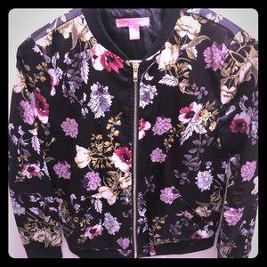 Jackets & Blazers - Lovely Floral Jacket